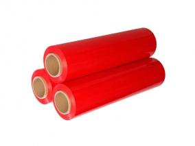 红色拉伸膜包装膜